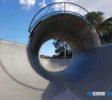 Full Pipe at Elanora Skate Park