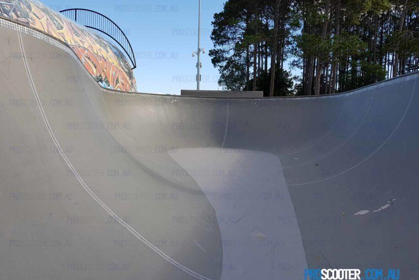Elanora Skate Park Shallow Bowl