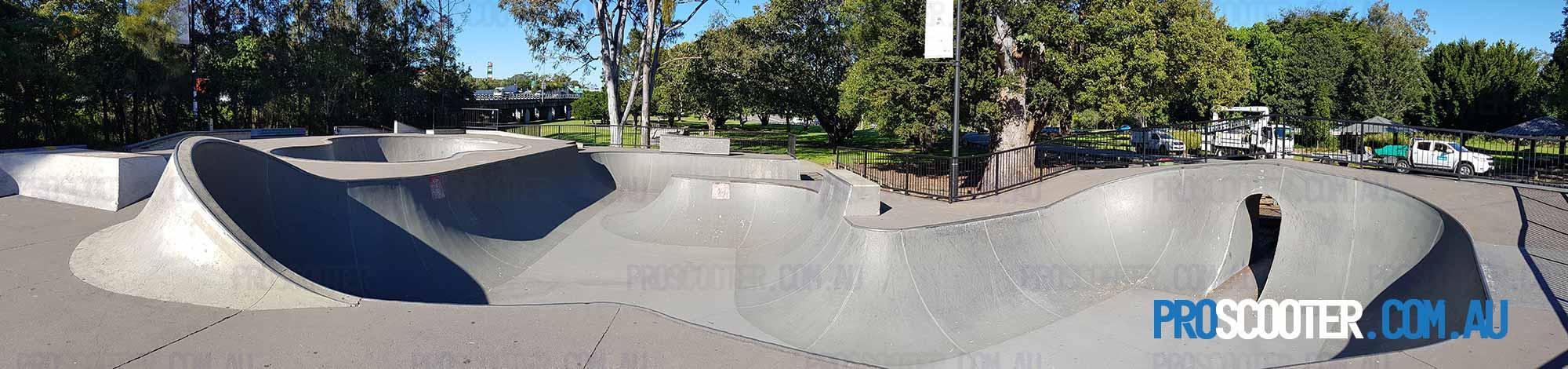 Nerang Skate Park Cradle