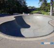 Nerang Skate Park Pool Bowl