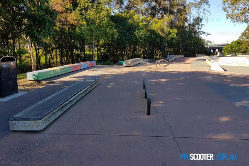 Nerang Skatepark Street Section