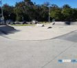 Pizzey Skatepark Transitions and Spine