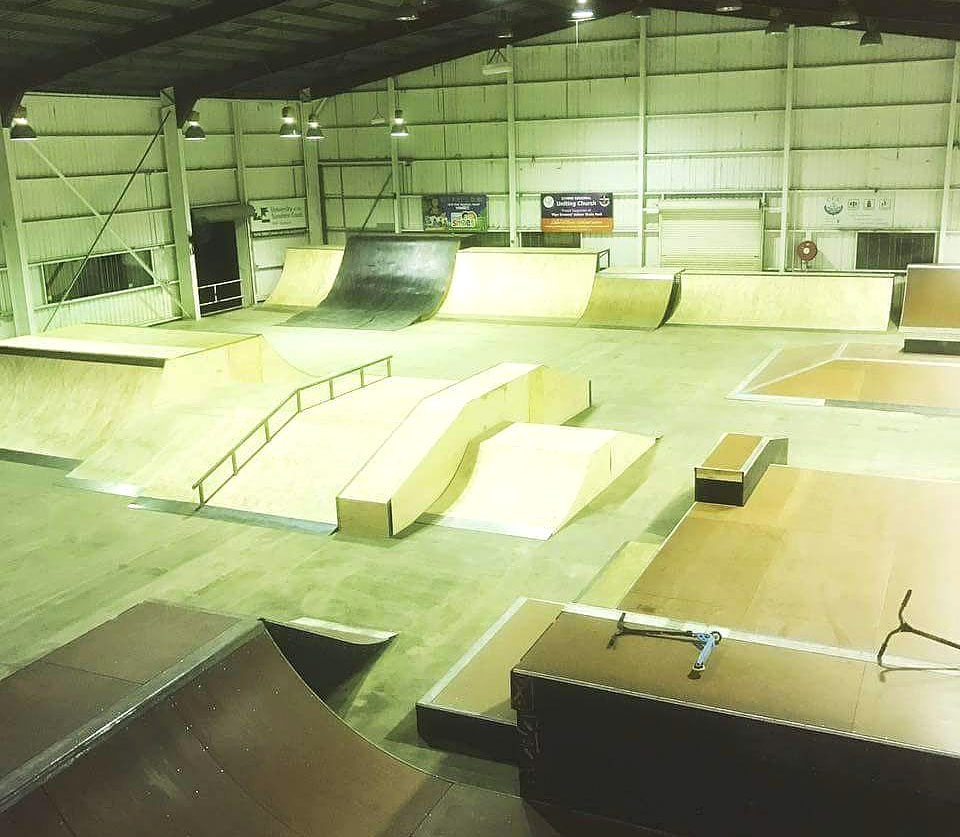 Pipe Dreamz Indoor Skate Park