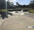 Park side view Wavell Bowl