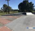 ledges and quarter at moorooka skate park
