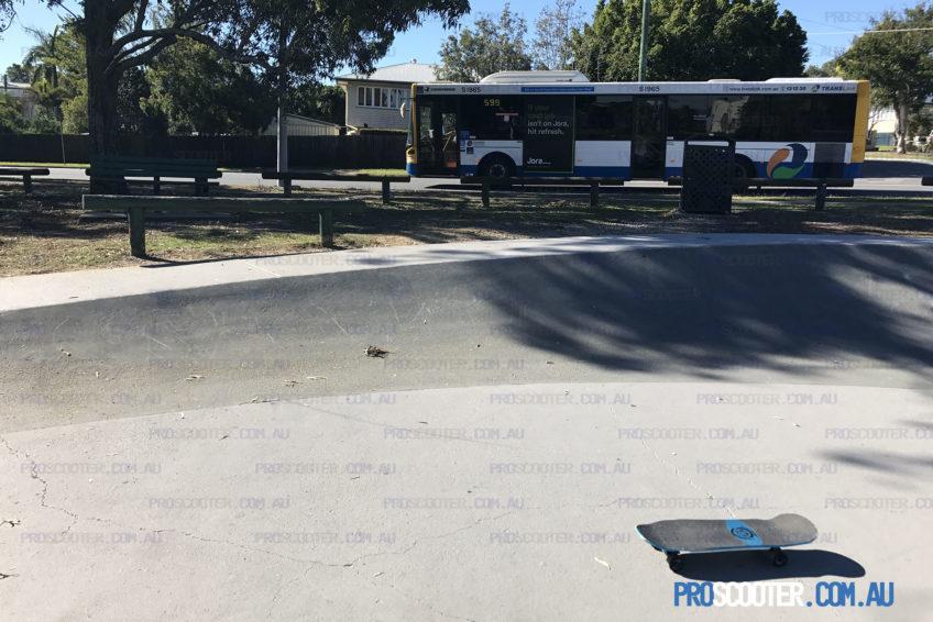 quarter at moorooka skate park