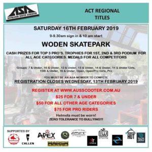 ACT Regional Titles